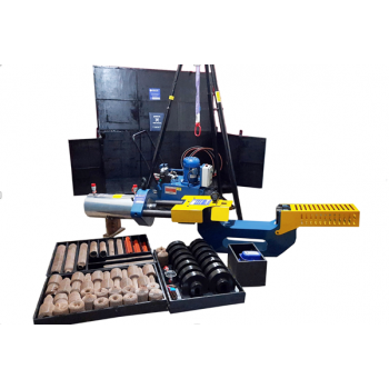 Hems 100 Ton Portable hydraulic Track press / Pin pusher