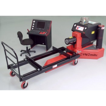 PRO-800HP & PRO-2000HP ENGINE DYNO WITH DOCKING STATION
