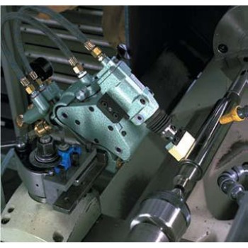 Series 110/120 Superfinishing attachment